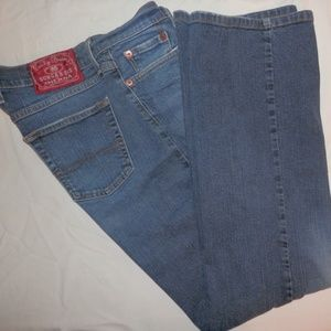 Lucky Brand Jeans 10 x 31 Classic Fit Stretch E268